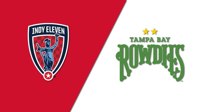 Indy Eleven vs. Tampa Bay Rowdies