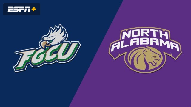 Florida Gulf Coast vs. North Alabama (W Basketball)