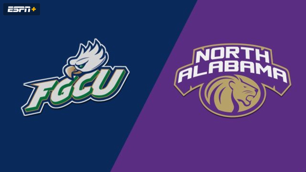 Florida Gulf Coast vs. North Alabama (W Basketball)