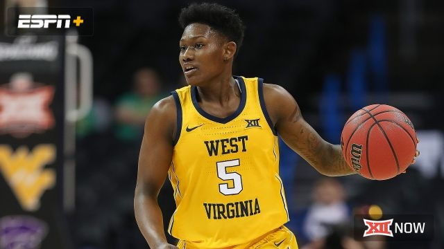 West Virginia vs. Kansas (W Basketball)