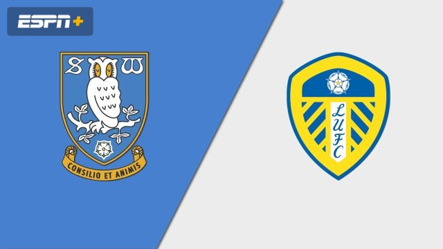 Sheffield Wednesday vs. Leeds United (English League Championship)