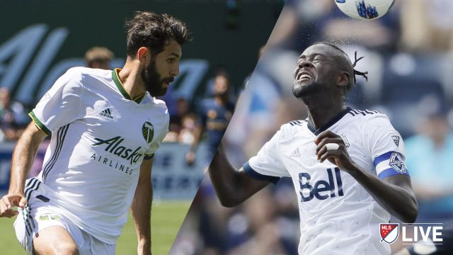 Portland Timbers vs. Vancouver Whitecaps FC