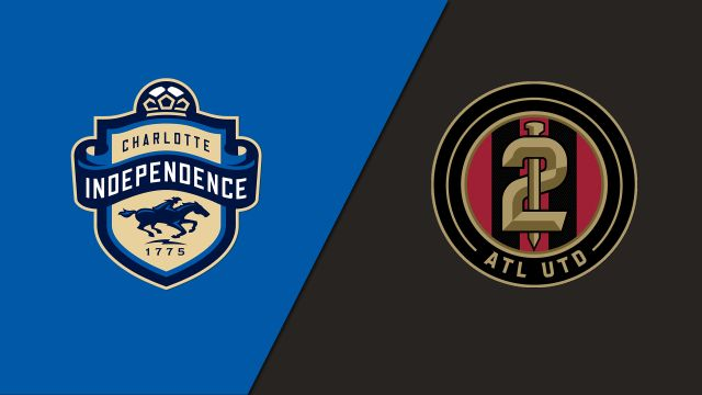 Charlotte Independence vs. Atlanta United FC 2 (United Soccer League)
