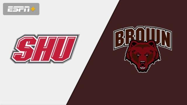 Sacred Heart vs. Brown (M Lacrosse)