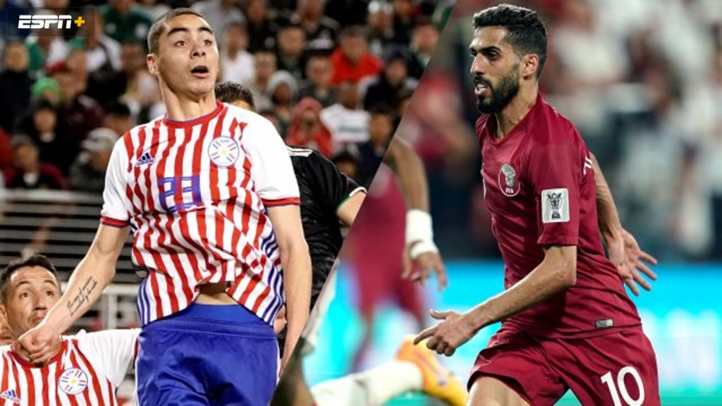 Paraguay vs. Qatar (Group Stage) (Copa America)