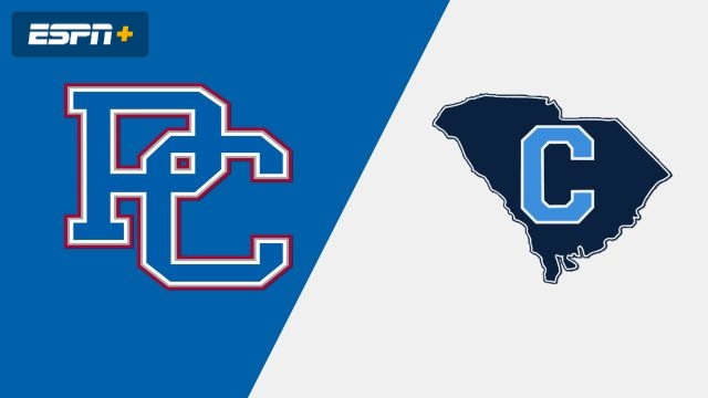Presbyterian vs. The Citadel (W Soccer)