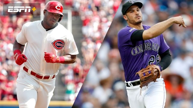 Cincinnati Reds vs. Colorado Rockies