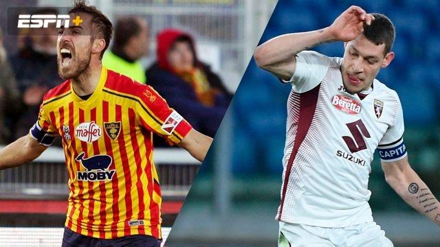 Lecce vs. Torino (Serie A)