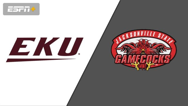 Eastern Kentucky vs. Jacksonville State (M Basketball)