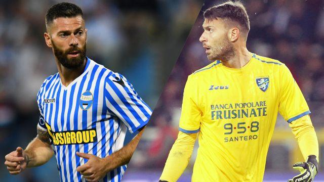 SPAL vs. Frosinone (Serie A)