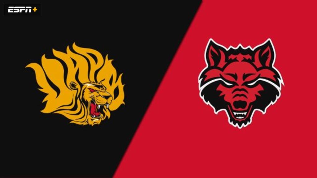 Arkansas-Pine Bluff vs. Arkansas State (W Basketball)