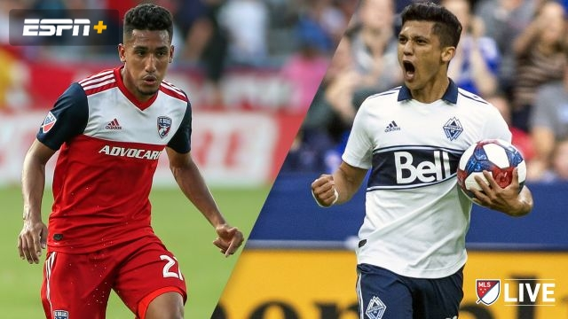 on sale 457f7 fe5a1 FC Dallas vs. Vancouver Whitecaps FC (MLS)