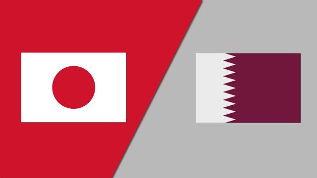 Japan vs. Qatar (FIBA World Cup Qualifier)