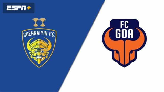 Chennaiyin FC vs. FC Goa (Semi Finals - Leg 1)