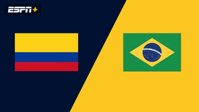 Colombia vs. Brazil (Group Phase)