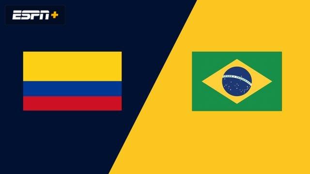 Colombia vs. Brazil (Group Phase)
