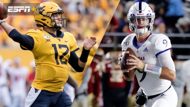 West Virginia vs. Kansas (Football)