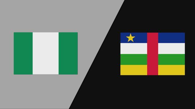 Nigeria vs. Central African Republic (FIBA World Cup Qualifier)