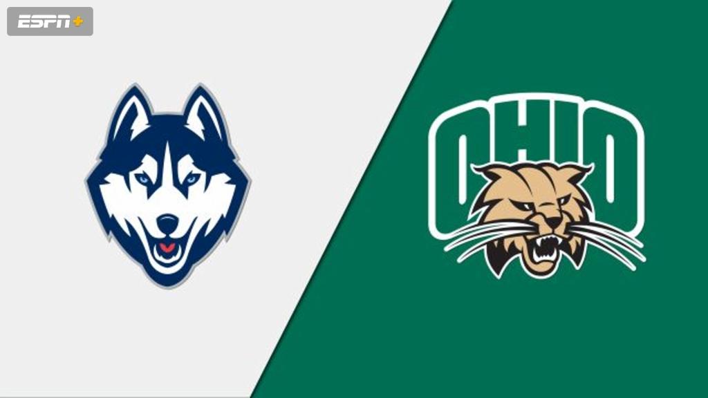 UConn vs. Ohio (W Volleyball)