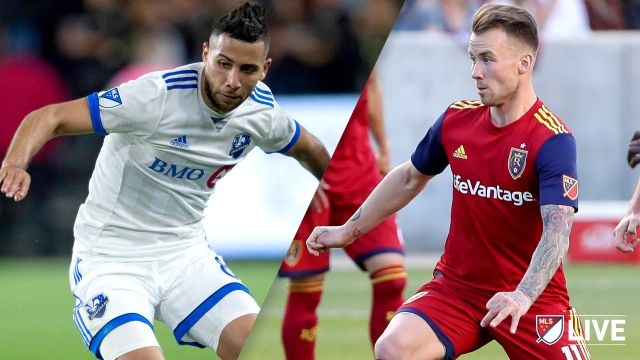 Montreal Impact vs. Real Salt Lake (MLS)