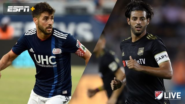 New England Revolution vs. LAFC (MLS)