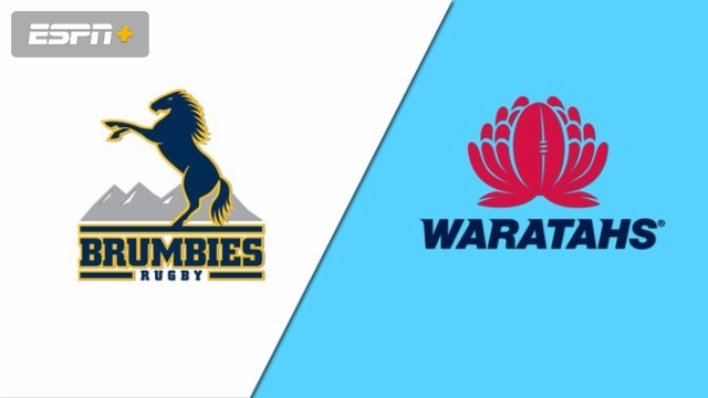 Brumbies vs. Waratahs (Super Rugby)