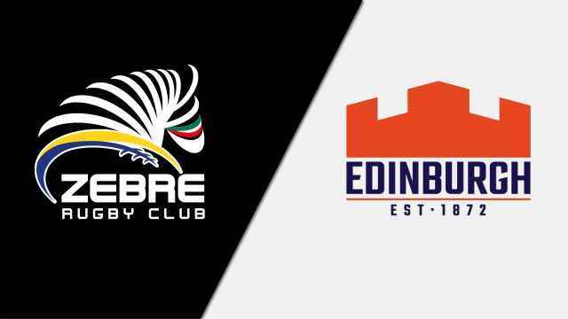 Zebre Rugby Club vs. Edinburgh (Guinness PRO14 Rugby)