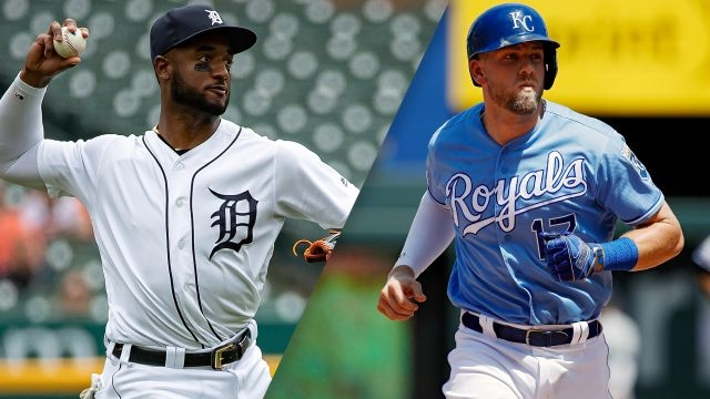 Detroit Tigers vs. Kansas City Royals