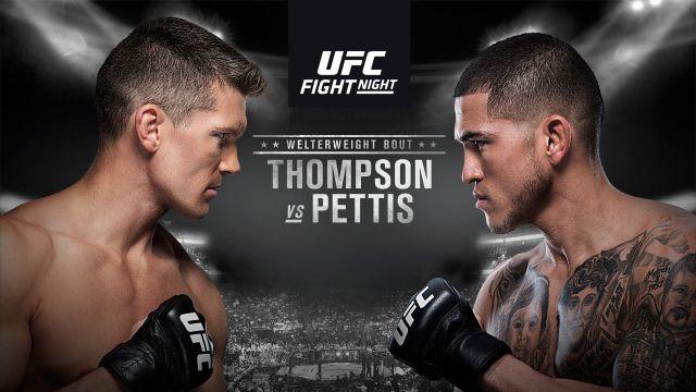 In Spanish - UFC Fight Night: Thompson vs. Pettis