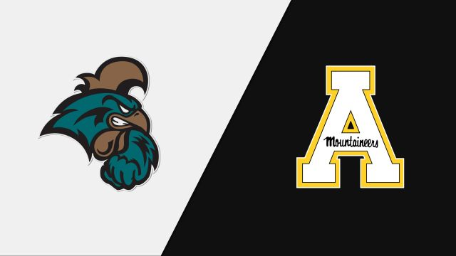 Coastal Carolina vs. Appalachian State (M Basketball)
