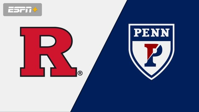 Rutgers vs. Pennsylvania