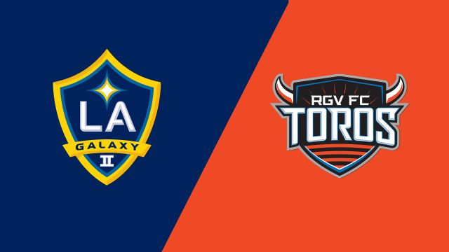LA Galaxy II vs. Rio Grande Valley FC