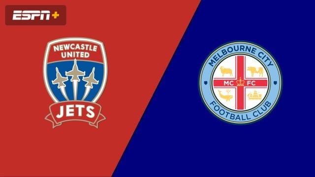 Newcastle Jets vs. Melbourne City FC (A-League)