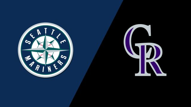 Seattle Mariners vs. Colorado Rockies