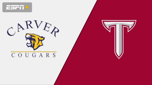 Carver vs. Troy (M Basketball)