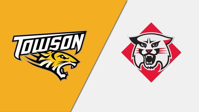 Towson vs. Davidson (Baseball)
