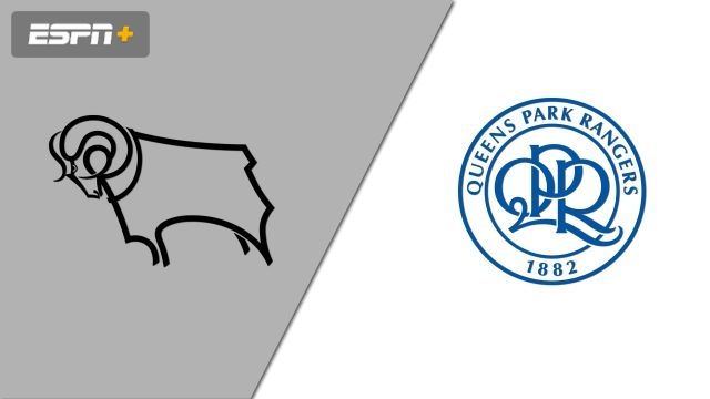 Derby County vs. Queens Park Rangers (English League Championship)