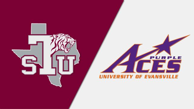 Texas Southern vs. Evansville (M Basketball)