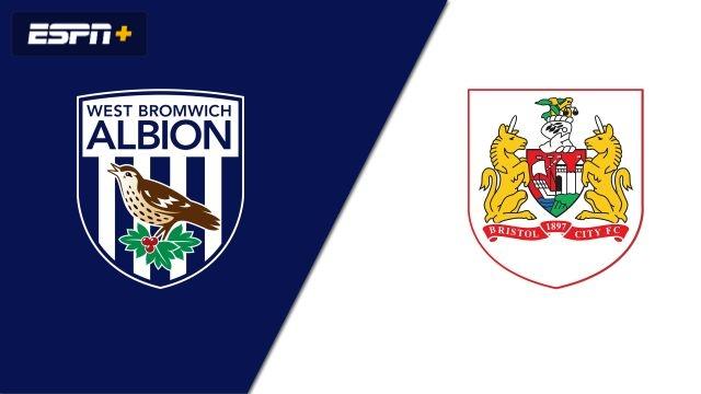 West Bromwich Albion vs. Bristol City (English League Championship)