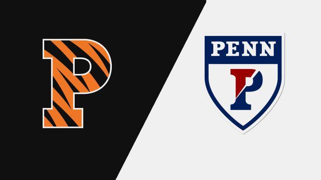Princeton vs. Pennsylvania (Wrestling)