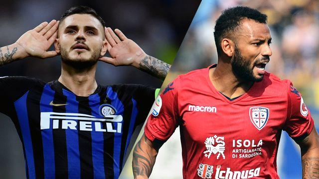 Internazionale vs. Cagliari (Serie A)