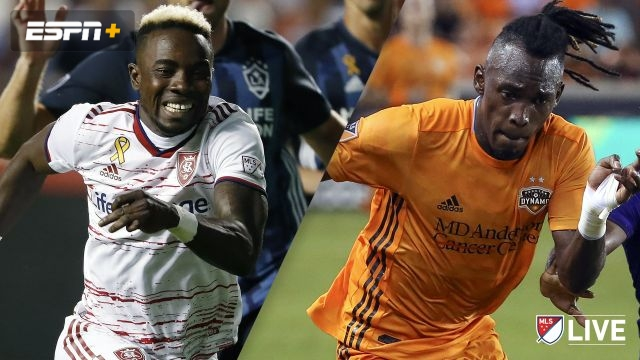 Real Salt Lake vs. Houston Dynamo (MLS)