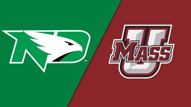 North Dakota vs. UMass (W Basketball)