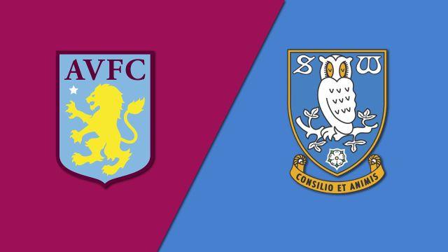 Aston Villa vs. Sheffield Wednesday (English League Championship)