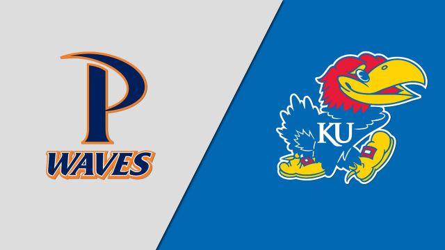 Pepperdine vs. Kansas