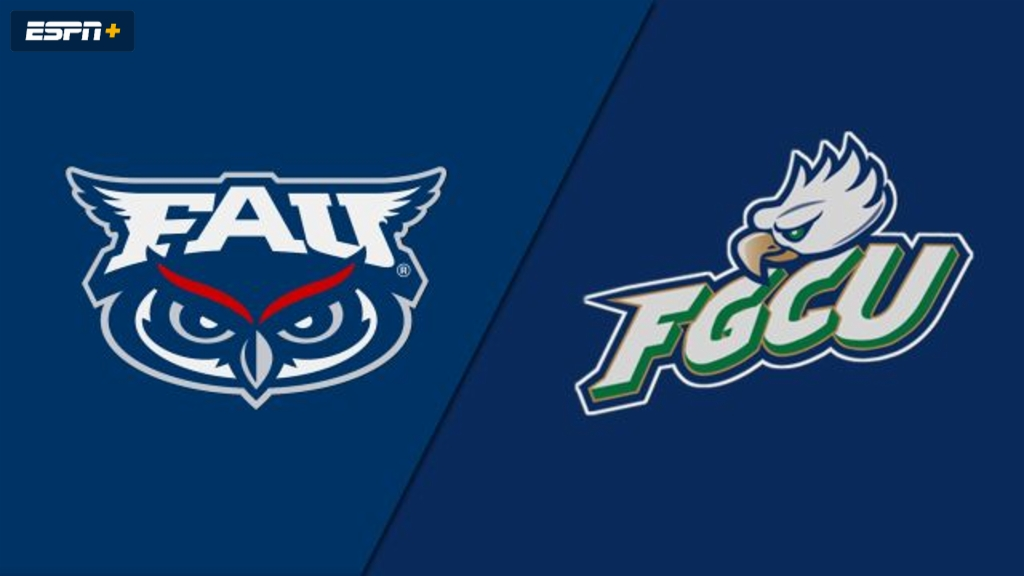 Florida Atlantic vs. Florida Gulf Coast (M Basketball)