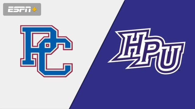 Presbyterian vs. High Point (M Basketball)