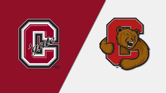 Colgate vs. Cornell (Field Hockey)