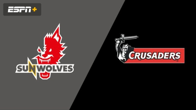 Sunwolves vs. Crusaders (Super Rugby)