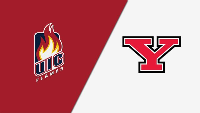 UIC vs. Youngstown State (M Basketball)
